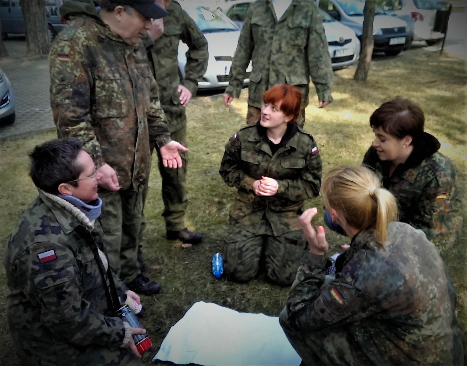 Manewry wojskowe 2014