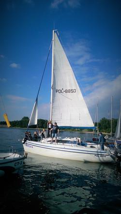 Regaty żeglarskie 2015