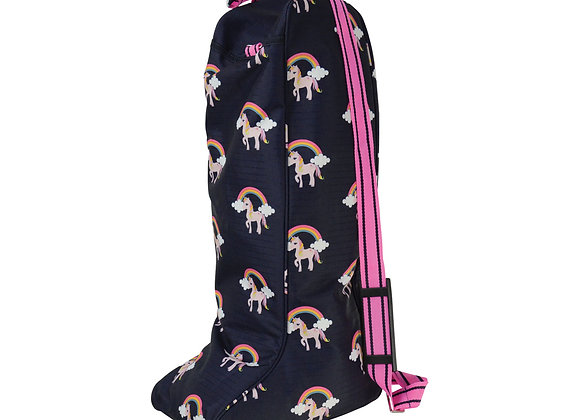 Hy Unicorn Boot Bag