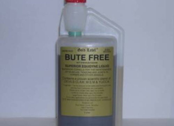 Bute Free Liquid 1L (Gold Label)