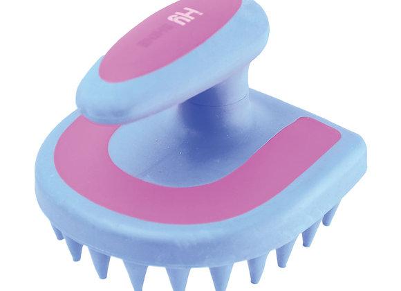 HySHINE Horseshoe Massage Brush