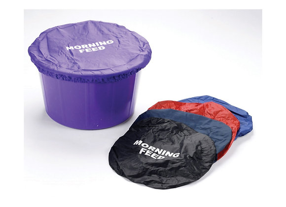 Feed bucket cover