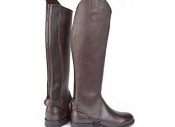 Taurus Leather Gaiters