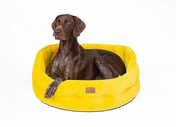 Joules Chesterfield Pet Bed
