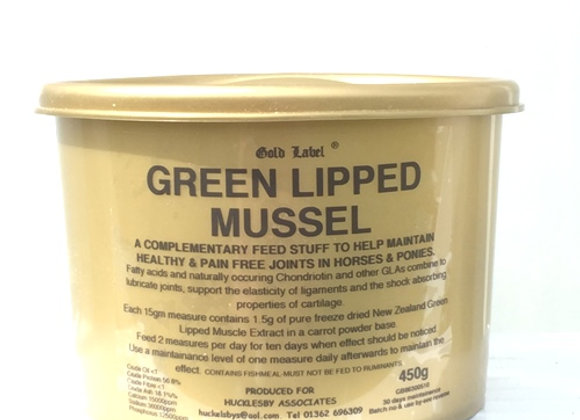 Green Lipped Mussel 450gm (Gold Label)