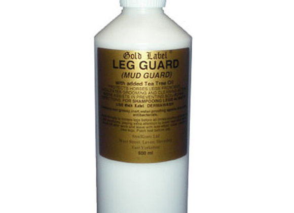 Leg Guard (Gold Label)