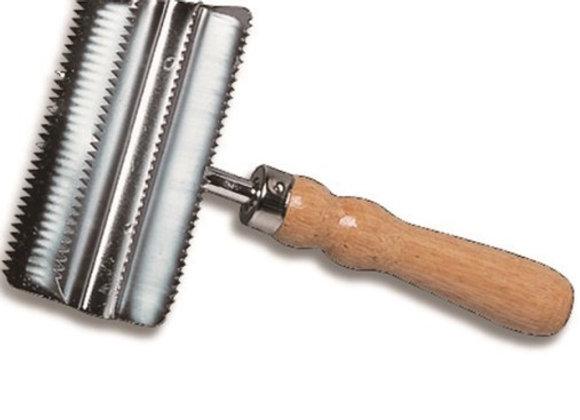 Metal Curry Comb