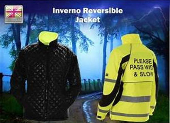 Equisafety NEW Inverno Reversible Jacket