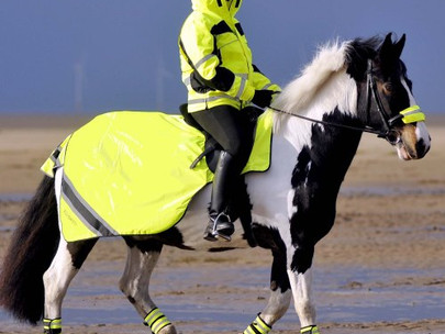 Horse and Rider Hi-Viz Guide