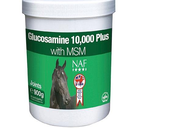 NAF Glucosamine 10,000 Plus with MSM