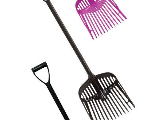 Harold Moore Shavings Fork