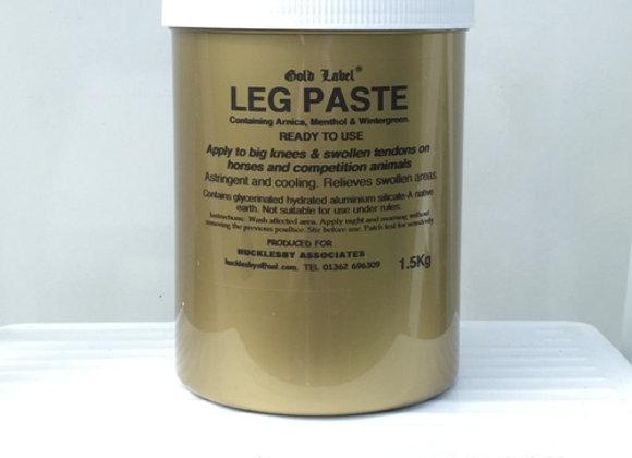 Leg Paste (Gold Label) 1.5kg