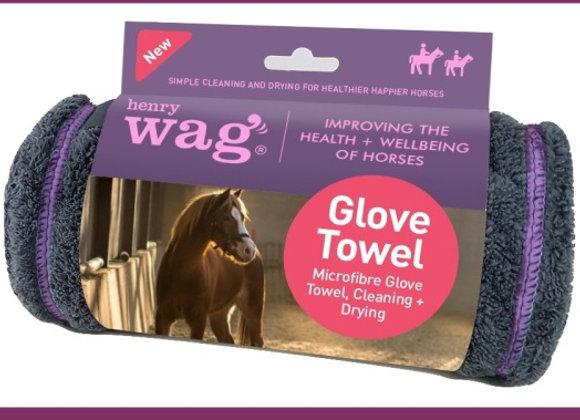 Henry Wag EQUINE Glove Towel
