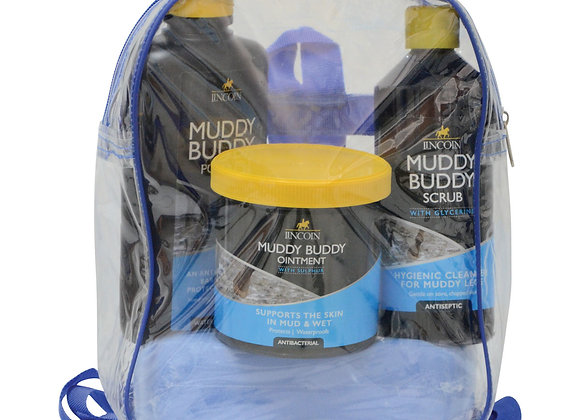 Lincoln Limited Edition Muddy Buddy Gift Pack