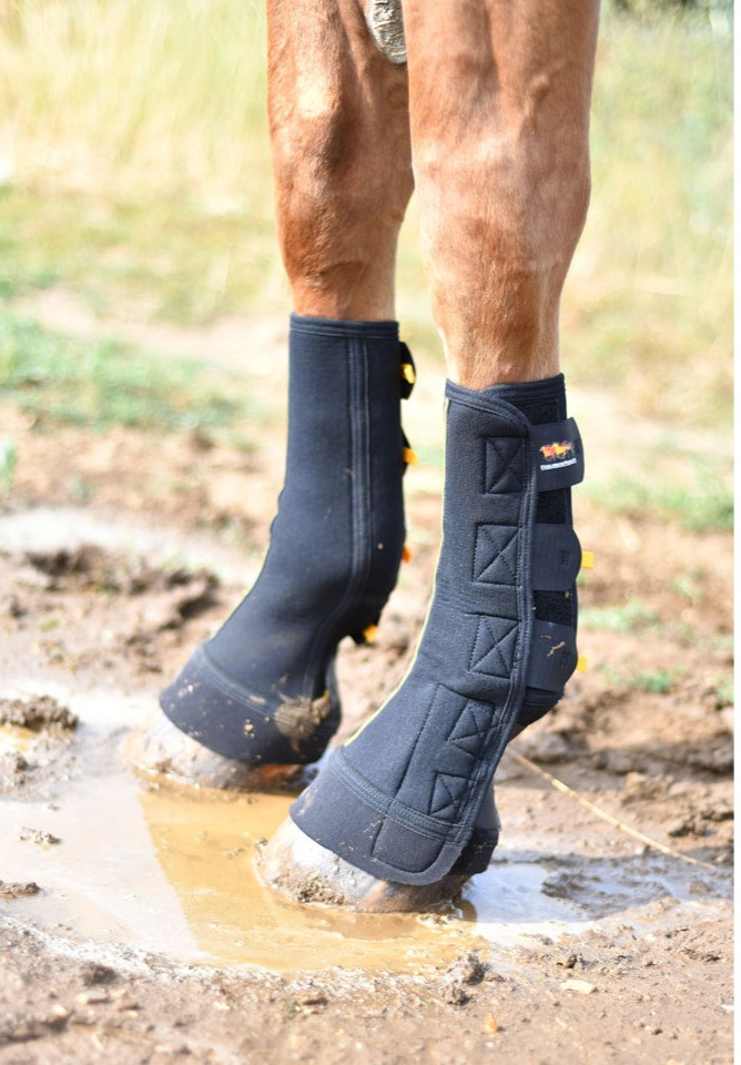 Equilibrium Equi-Chaps Close Contact Chaps A turnout boot for mud fever prevention