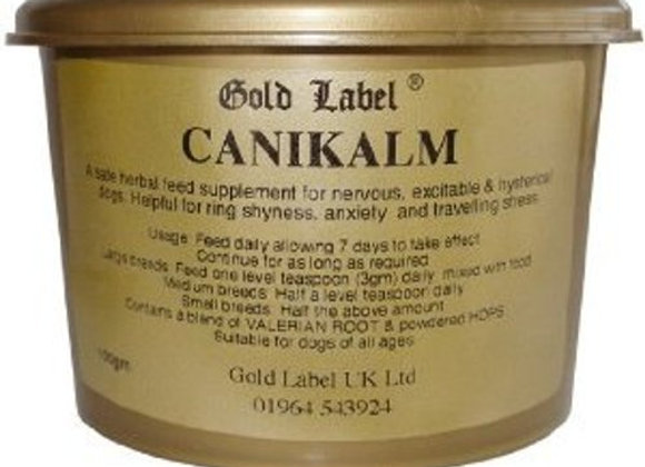 Canikalm Daily for Dogs 100gm (Gold Label)