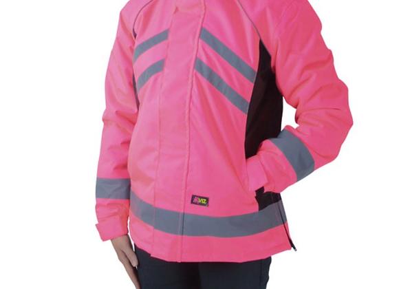 HyVIZ Waterproof Riding Jacket Pink