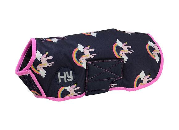 Hy Unicorn Waterproof Dog Coat