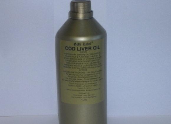 Cod Liver Oil 1L/5L(Gold Label)