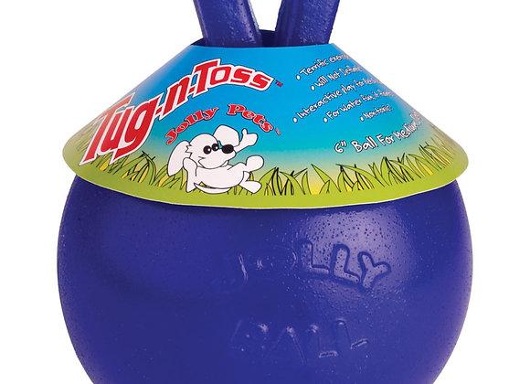 Horsemen's Pride Jolly Ball Tug-N-Toss