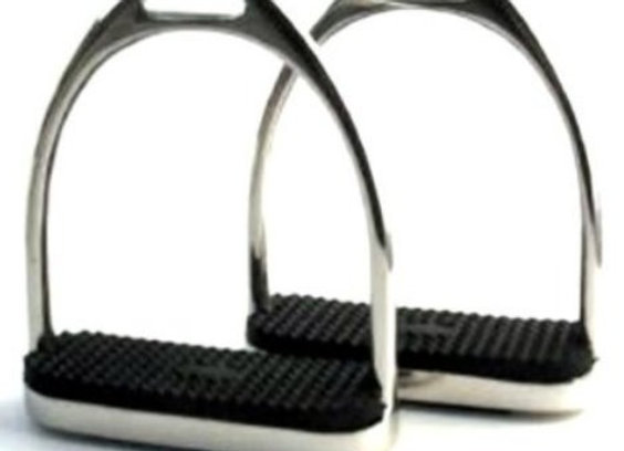 Fillis Irons with Black Treads