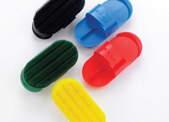 Plastic Curry Comb