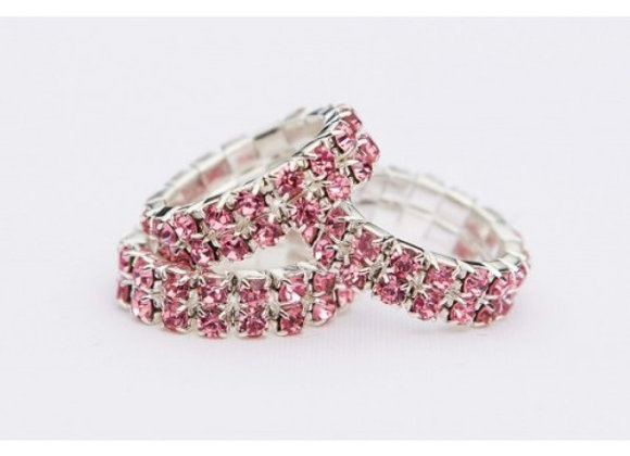 Crystal Plaiting Jewellery Bands