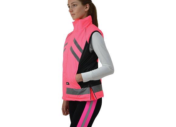 HyVIZ Padded Gilet pink