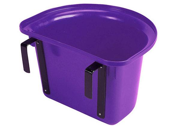 STUBBS Plastic Portable Manger purple