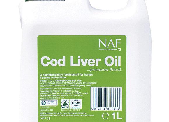 NAF Cod Liver Oil