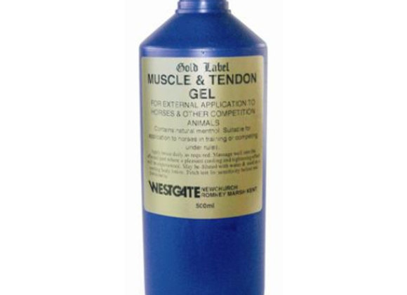 Muscle & Tendon Gel 500ml