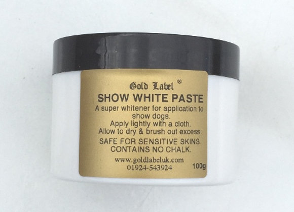 Snow White Paste for Dogs 100gm (Gold Label)