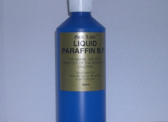 Liquid Paraffin 500ml (Gold Label)