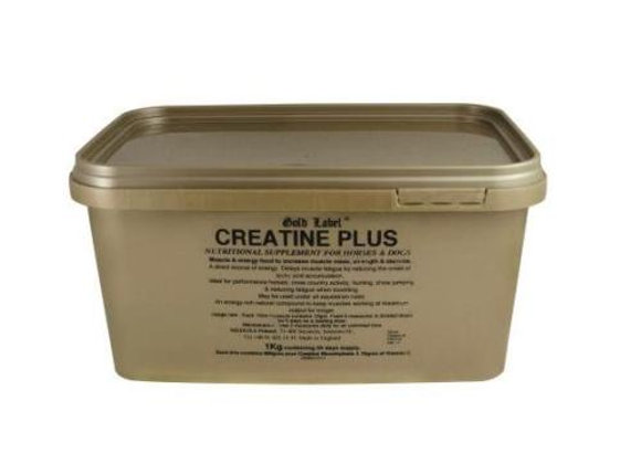 Creatine Plus 1Kg (Gold Label)