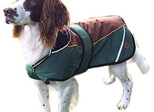 Country Pet Dog Coat - Waterproof & Reflective
