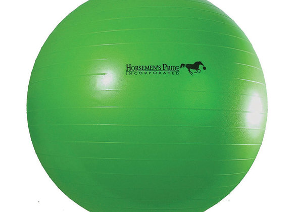 Horsemen's Pride Jolly Mega Ball green