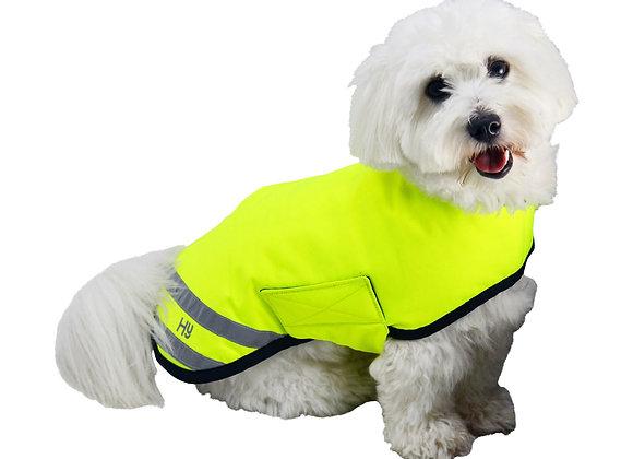 HyVIZ Reflector Waterproof Dog Coat