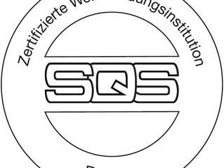 SQS-Zertifizierung bis 2022