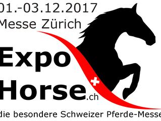 Besucht uns an der ExpoHorse 2017 in Zürich
