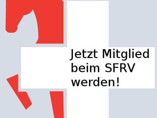 Bis Ende 2018 kostenlos Mitglied beim SFRV werden
