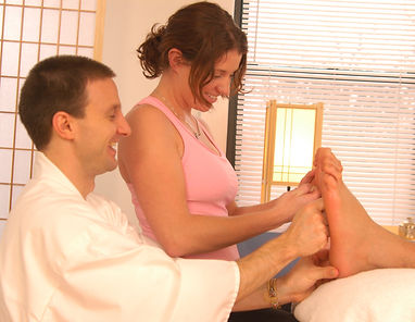 Deep Heart reflexology classes in Chicago