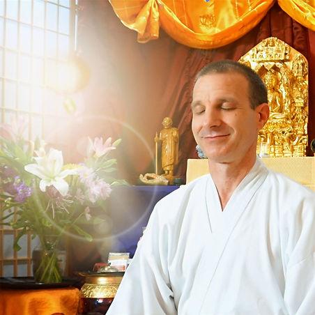 Eric Sensei Meditation