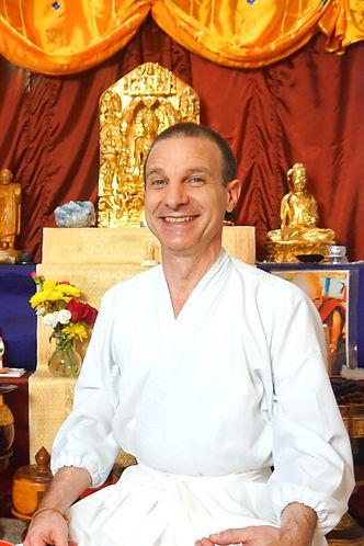 Eric Sensei Meditation Energy Healing
