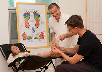 Reflexology in Chicago