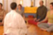 Chicago Reflexology meditation