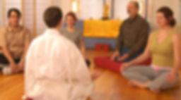 Reflexology Chicago Meditation