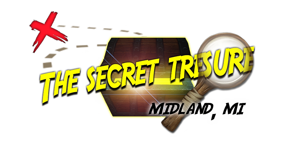 Can you find the Secret Treasure?