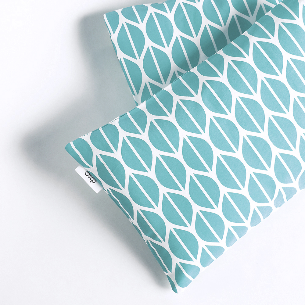 OXP pillow case_teal