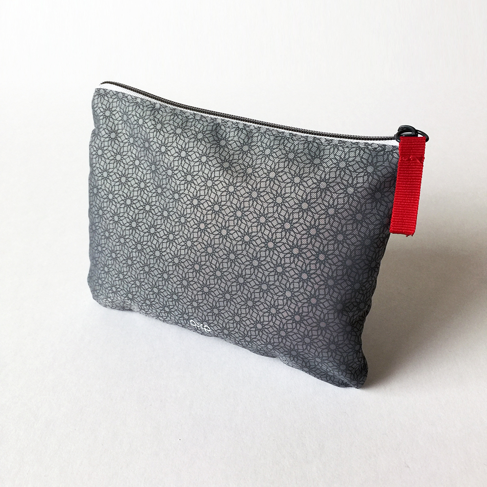 POUCH WITH ZIPPER