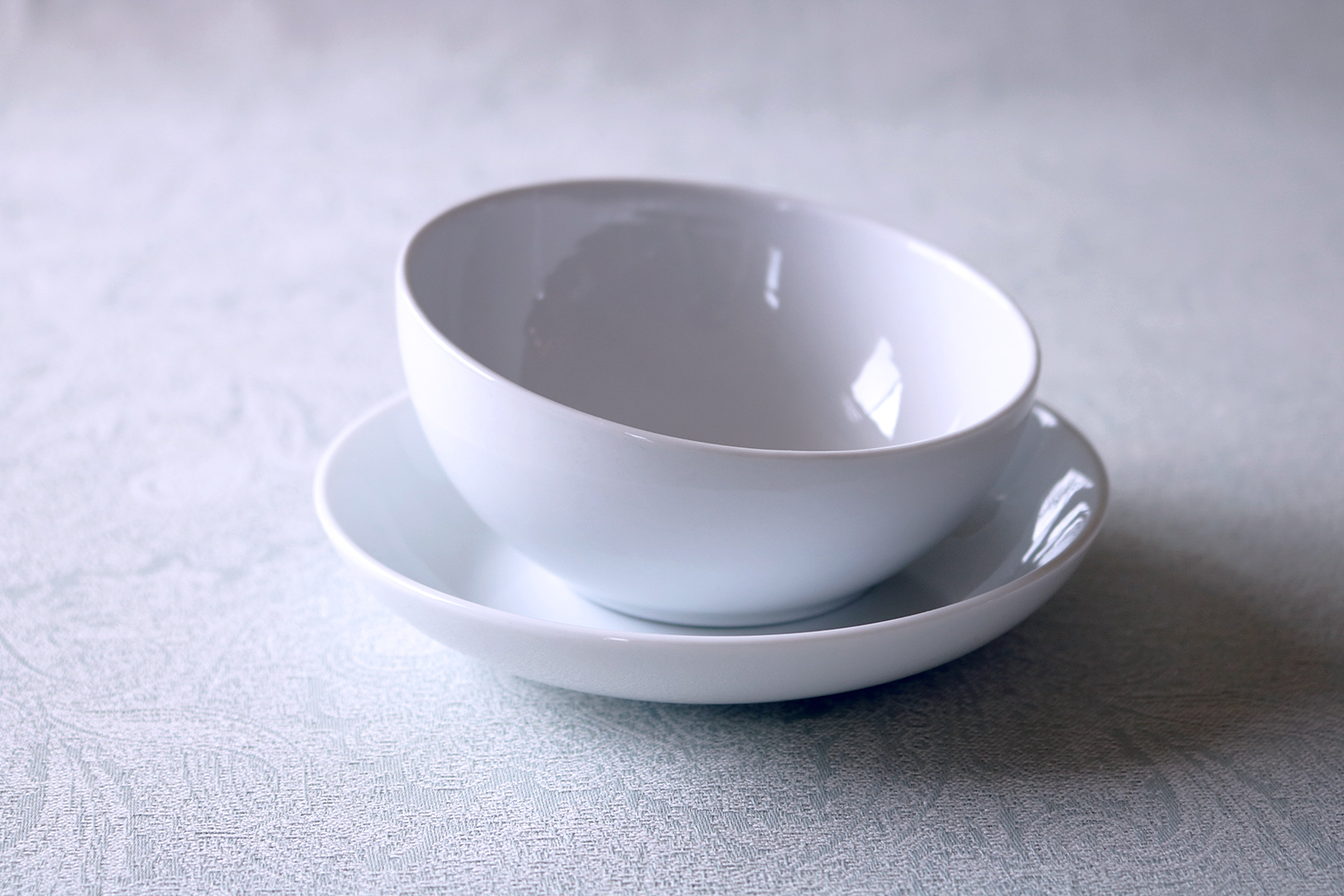 WAVE PLATE & BOWL